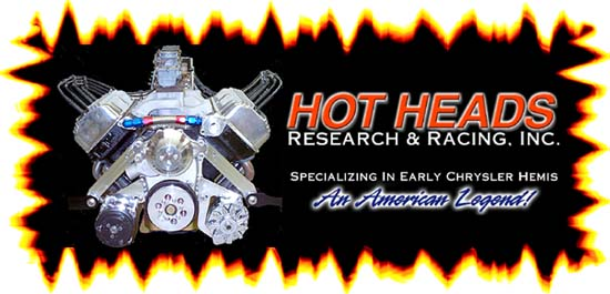 Hot Heads Early Hemi