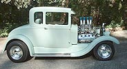 29 Ford Coupe